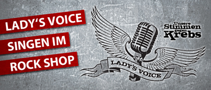 Lady's Voice singen am 07.12.2012 im Rockshop